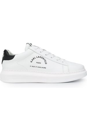 Karl Lagerfeld Low top lace-up trainers