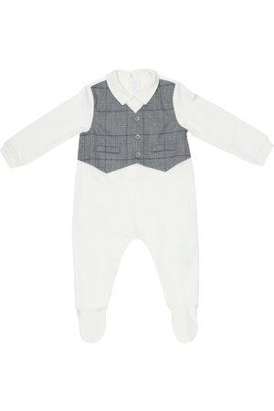 Il gufo Baby cotton onesie