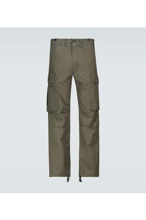 RRL Cotton cargo pants
