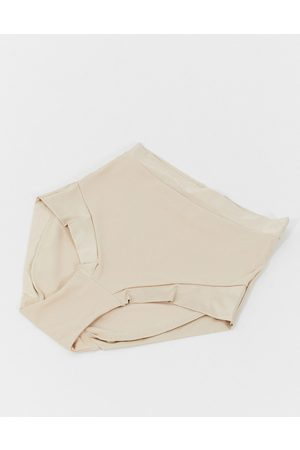 Lindex Shaping brief in beige