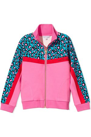 The Marc Jacobs Kids Bomber - Chamarra con estampado de guepardo