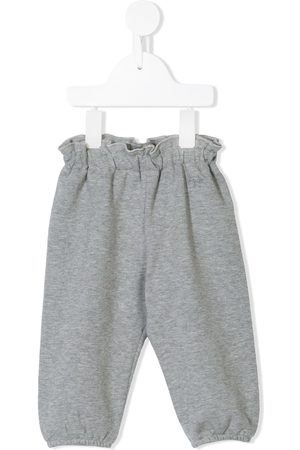 Il gufo Paperbag track pants