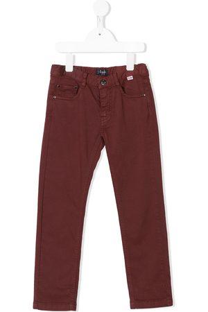 Il gufo Classic chino trousers