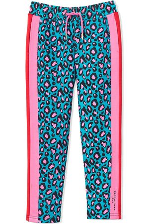 The Marc Jacobs Kids Pants con estampado de guepardo