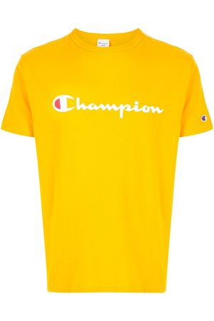 Champion Playera con logo estampado