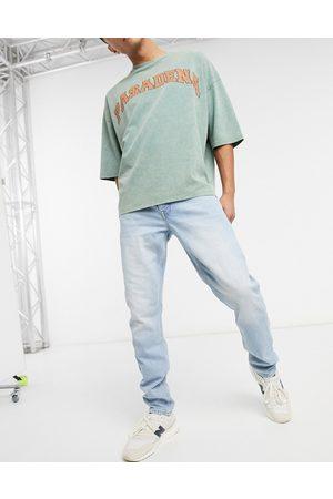 ASOS Slim jeans in vintage bleach