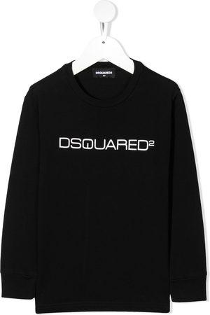 Dsquared2 Logo print long-sleeve T-shirt