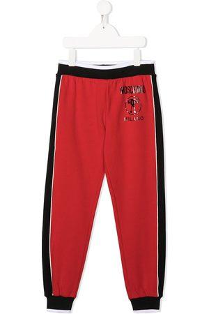 Moschino Pants con paneles