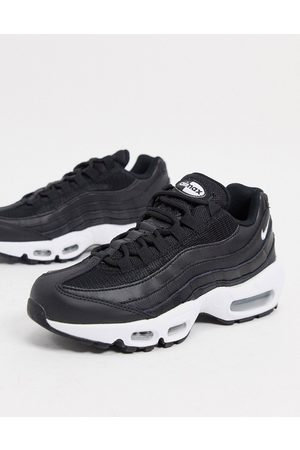 Nike Air Max 95 trainers in black