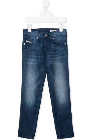 Diesel Jeans - Vaqueros con efecto lavado