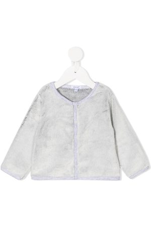 ABSORBA Cárdigans - Button-up round neck cardigan