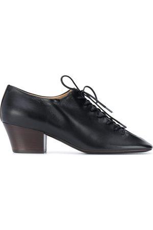 LEMAIRE Zapatos con agujetas y puntera cuadrada