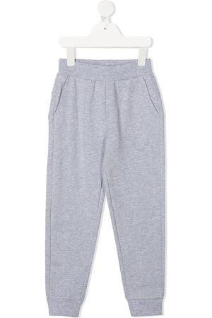 MONNALISA Pantalones - Ruffle-trim track pants