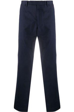 Polo Ralph Lauren Pantalones chinos rectos de talle medio