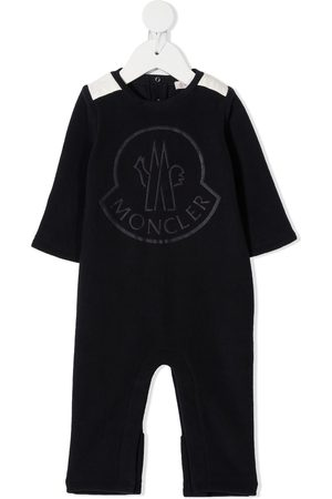 Moncler Ropa - Embroidered bodysuit with elbow patches