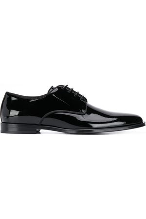 Dolce & Gabbana Glossy Derby shoes