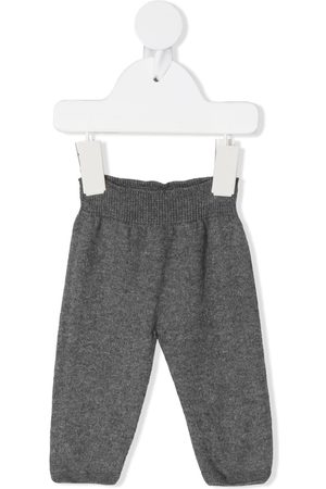 KNOT Pantalones y Leggings - Pantalones con pretina de canalé