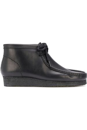 Clarks Hombre Botas y Botines - Wallabee lace-up desert boots