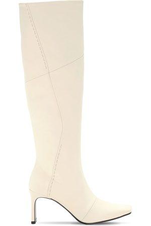 Reike Nen Mujer Botas altas - Botas Altas De Piel 80mm