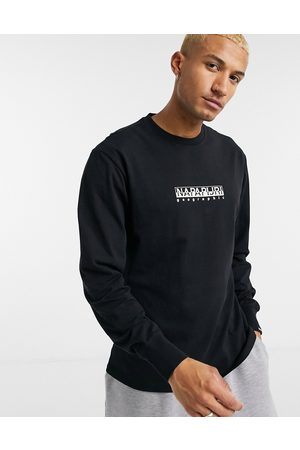 Napapijri Box logo long sleeve t