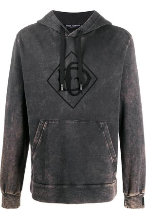 Dolce & Gabbana Sudadera con capucha y logo