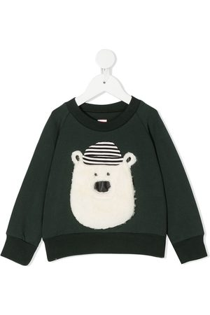 Wauw Capow Hello Teddy sweatshirt