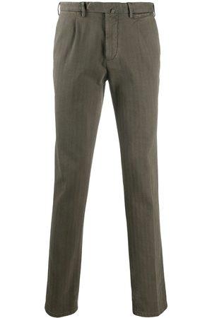 DELL'OGLIO Slim-fit trousers