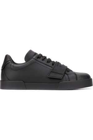 Dolce & Gabbana Touch strap lace-up sneakers
