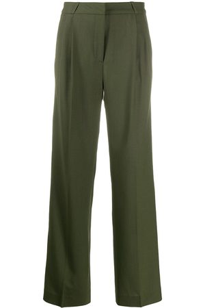 COPERNI Pantalones palazzo con tiro alto