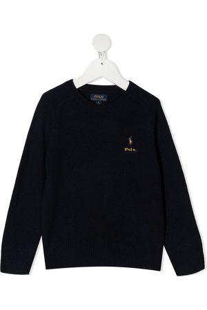 Ralph Lauren Niña Tops - Merino-cashmere logo jumper