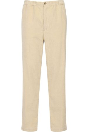 Kenzo Pantalones De Pana De 17.5cm