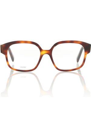 Céline Maillon Triomphe square glasses