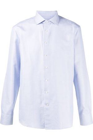Etro Plain long-sleeved shirt