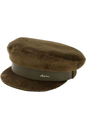 DON Sombrero De Capitán De Pana
