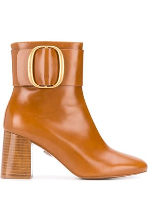See by Chloé Hopper leather ankle boots