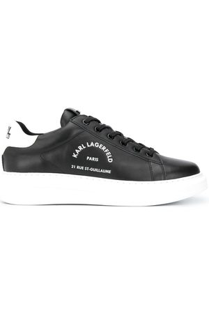 Karl Lagerfeld Hombre Tenis - Tenis bajos con logo