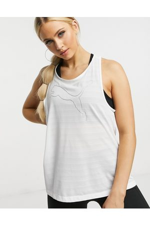 PUMA Active essentials Training vest in white