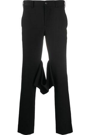 Comme des Garçons Hombre Slim y skinny - Pantalones slim de tejido fino