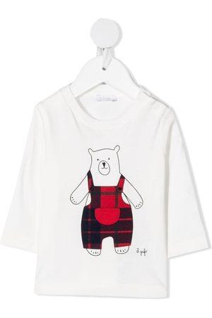 Il gufo Camiseta con motivo de oso
