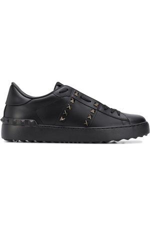 VALENTINO GARAVANI Untitled Rockstud leather sneakers