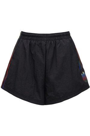 adidas Shorts De Con Bandas Laterales