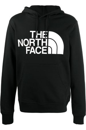 The North Face Sudadera con capucha y logo estampado