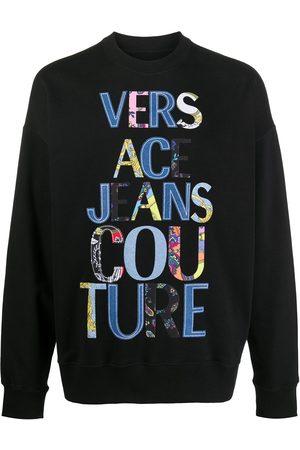 VERSACE Hombre Sudaderas - Logo-print sweatshirt