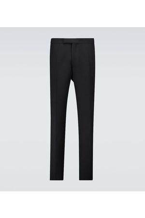RAF SIMONS Ceremonial slim-fit pants