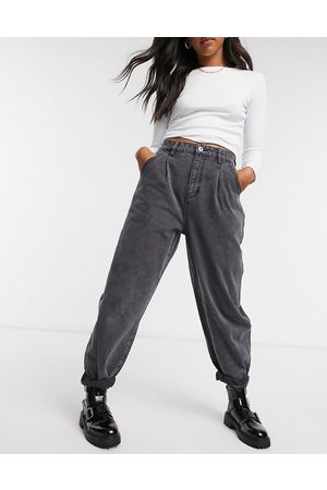 Cotton On Slouch jean in washed black