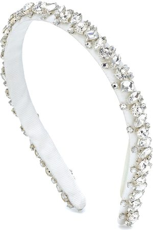 Jennifer Behr Essen crystal-embellished headband