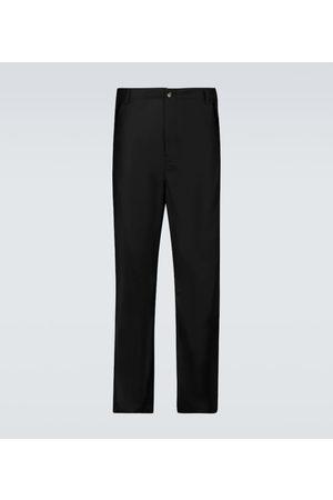 Winnie Wool combat cargo pants