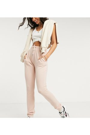 ASOS ASOS DESIGN Tall supersoft slim leg jogger in rose