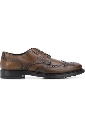 Tod's Zapatos de vestir de piel