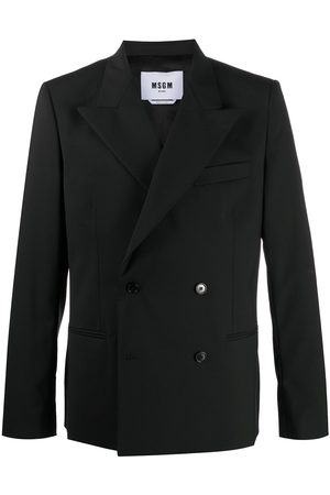 Msgm Double-breasted blazer